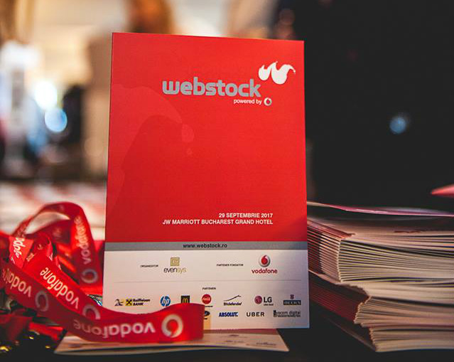 Badge Webstock 2017