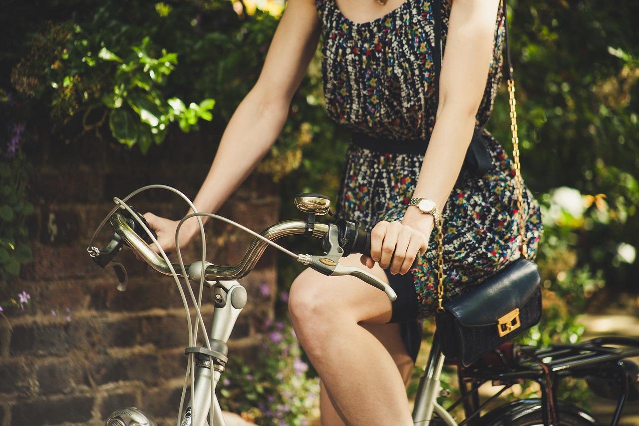 Mersul pe bicicletă la 33 ani