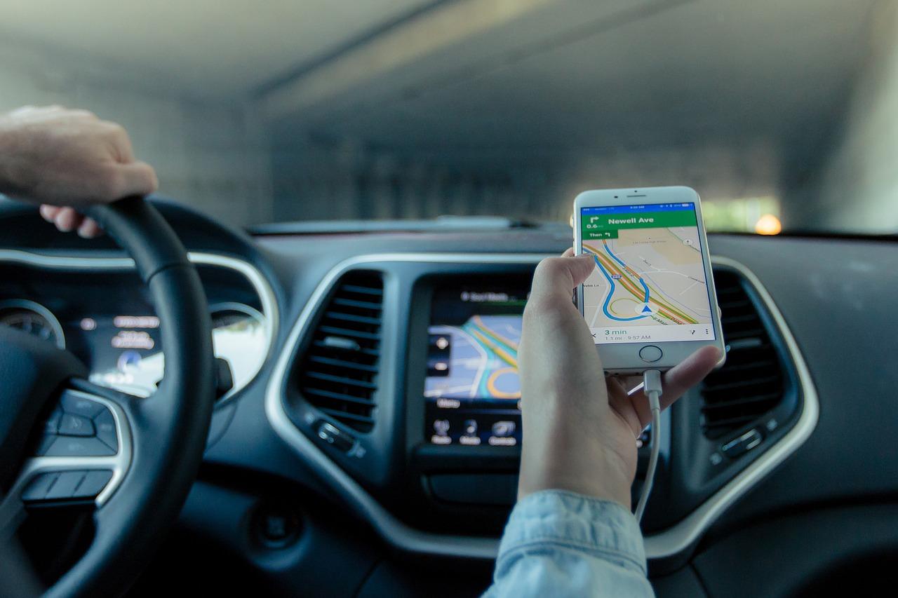 Google Maps cu dublă destinație